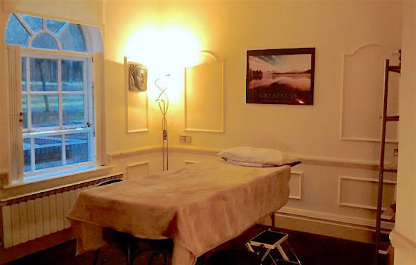 Holistic centre room